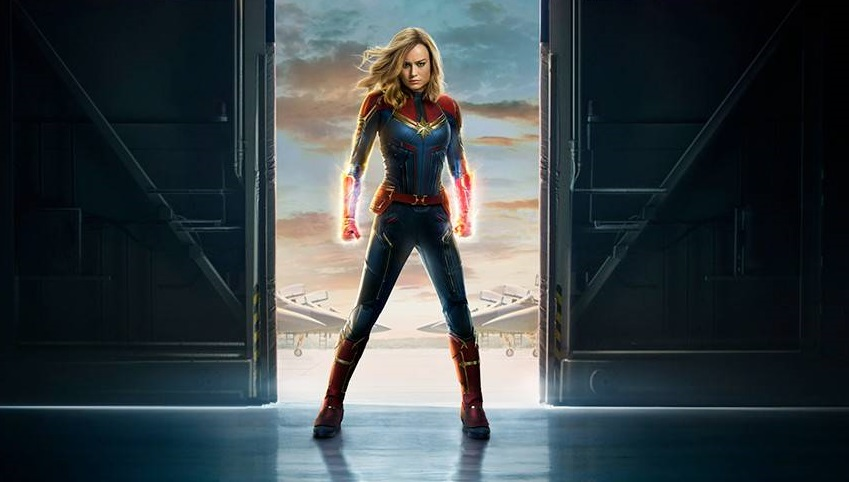 'Captain Marvel' first trailer: introducing Brie Larson as Carol Danvers