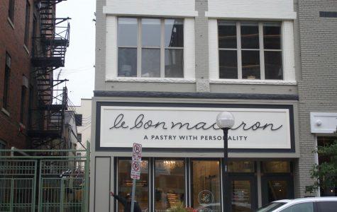 A taste of France in Le Bon Macaron