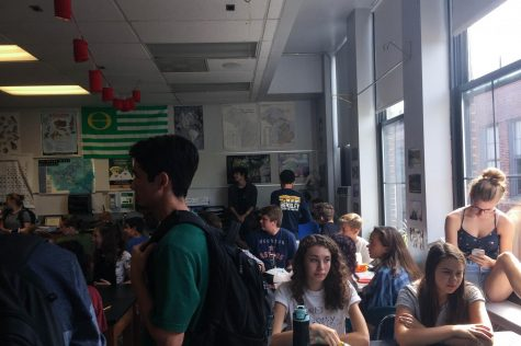 Ecology Club's First Meeting Welcomes Many