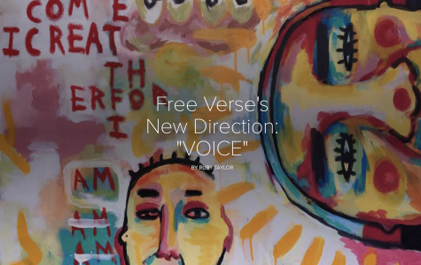 Free Verse's new direction: 'Voice""
