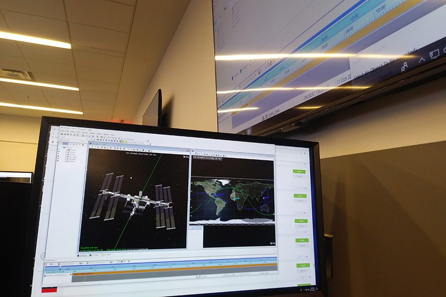 AGI Space Technology Visits the U of M
