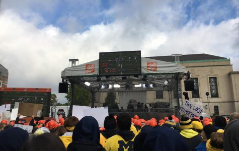 College GameDay in Ann Arbor