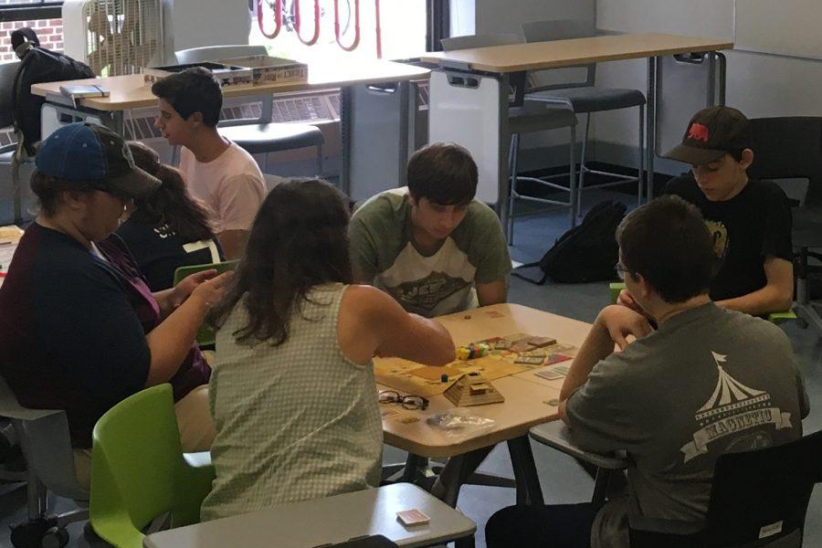Board Games Club