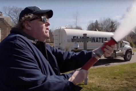 "Michael Moore's Take on Trump in ""Fahrenheit 11/9"""