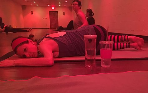 Community Members Find Mental Peace in Yoga