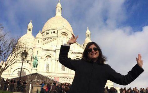 Marci Harris: teaching French