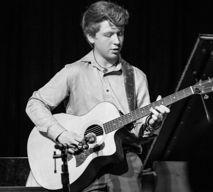 Noah Hogan began his musical life at four years old. Currently in his musical events he prefers to play Jazz music. He plays in his high school Jazz band with plenty of other musicians who aspire to be great in the industry.