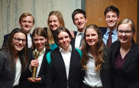 Mock Trial Regionals: CHS A-Team advances to states