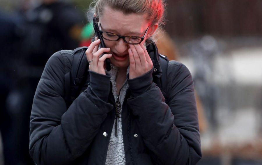 False alarm distresses University of Michigan's central campus