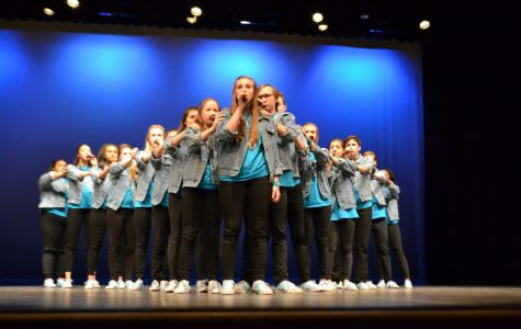 Local a cappella groups prepare for national finals in New York