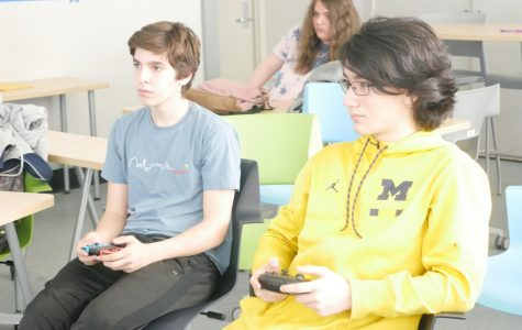 The first annual CHS Smash Tournament is a smashing success
