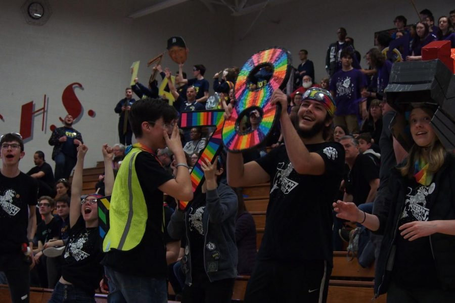 Livonia Robotics Competition: Creativity breaks through