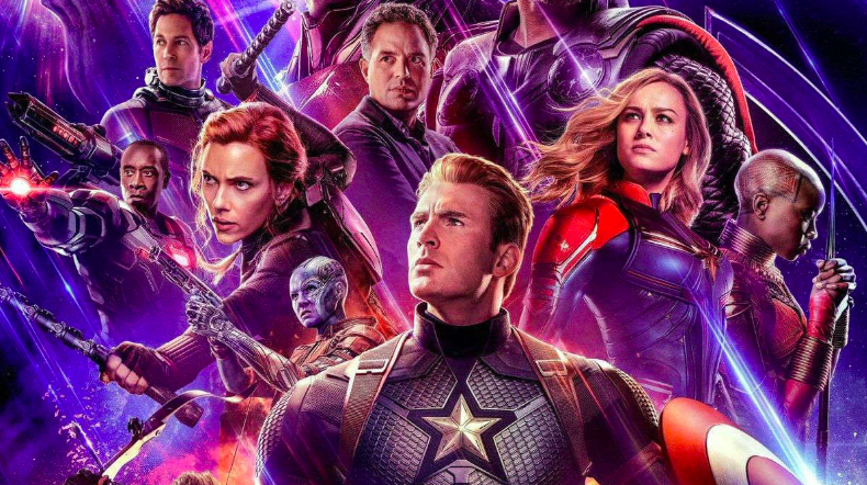 The+%22Avengers%3A+Endgame%22+official+poster.+Image+from+Marvel+Studios.