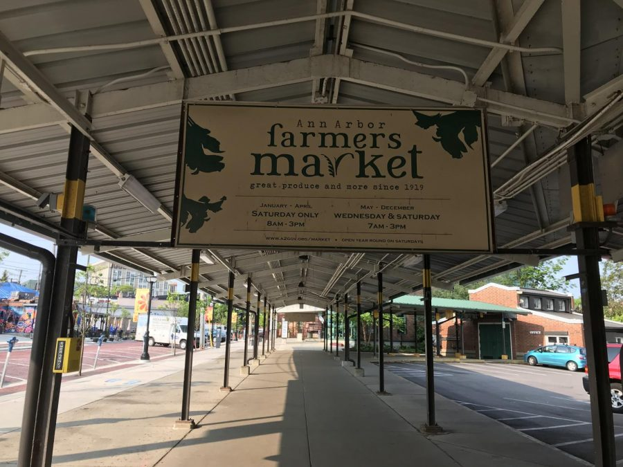 Voices from the Farmer's Market: I'm happy that I...