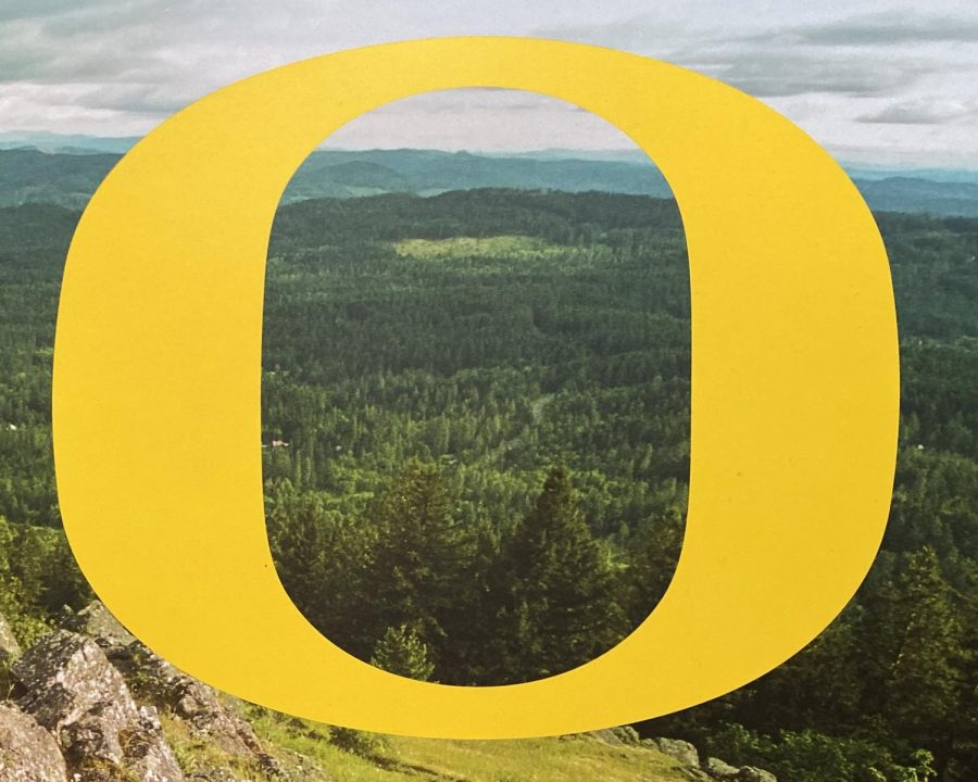College visits: University of Oregon