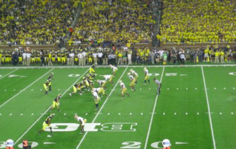 Michigan dominates the Irish
