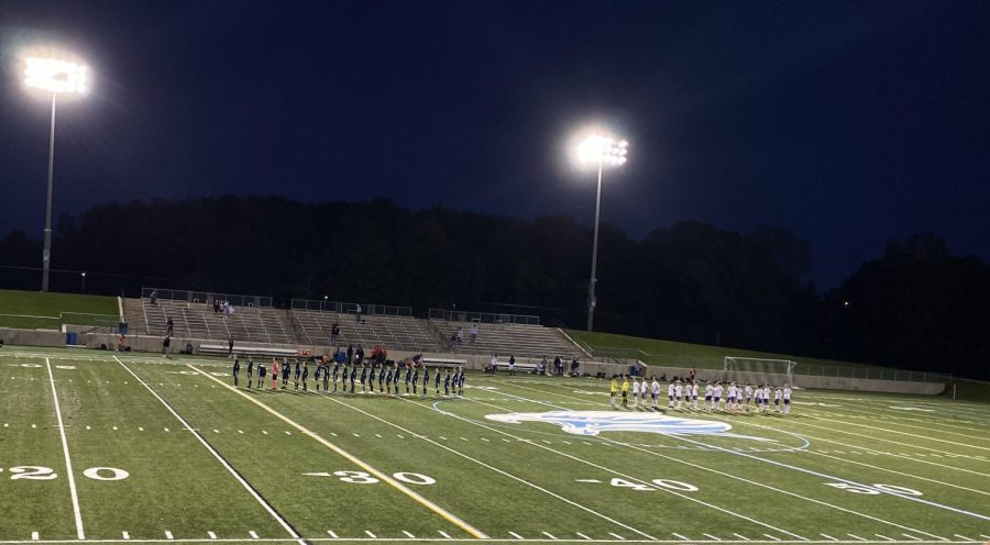 Skyline vs Pioneer varsity soccer