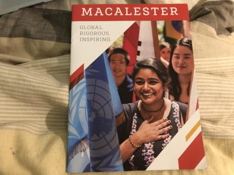 College Visits: Macalester College