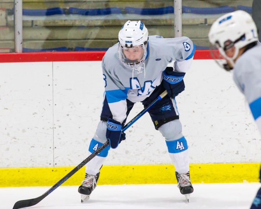Former Skyline hockey star starts his junior season in Canada