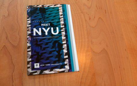 New York University Visits CHS