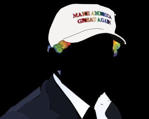 LGBTQ merchandise for Donald Trump's 2020 campaign