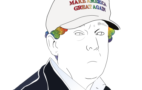 LGBTQ merchandise for Donald Trump's 2020 campaign