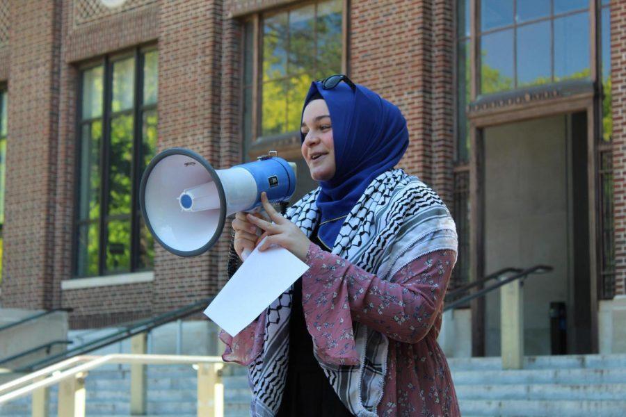 Fighting against climate change: Zaynab Elkolaly