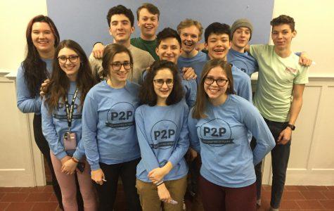 Community's Peer to Peer group