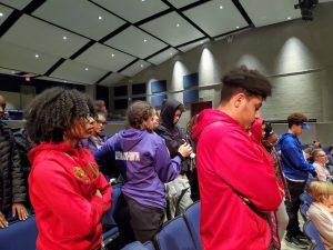Pioneer BSU takes complaints to the AAPS School Board