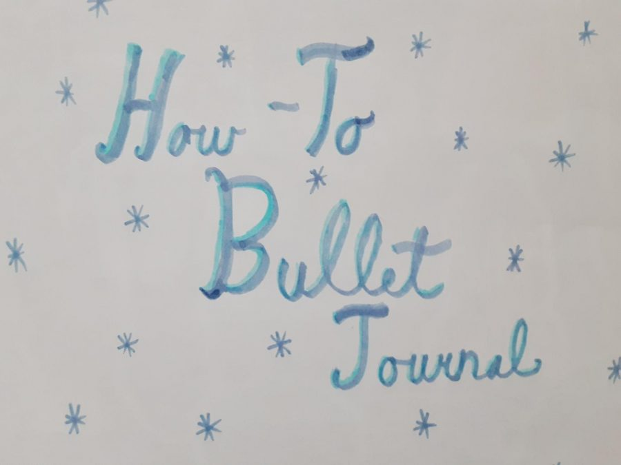 How+to+Bullet+Journal