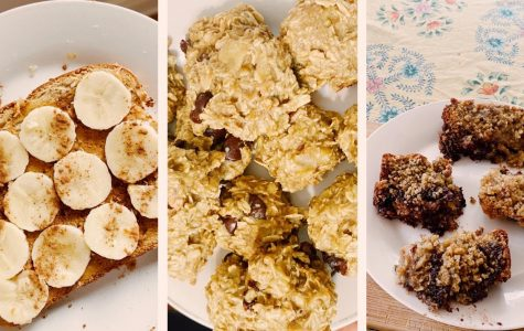 Three ways to turn bananas into breakfast
