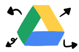 How to Transfer Files from your School Google Drive