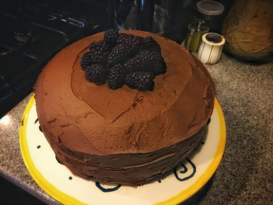 Chocolate+cake