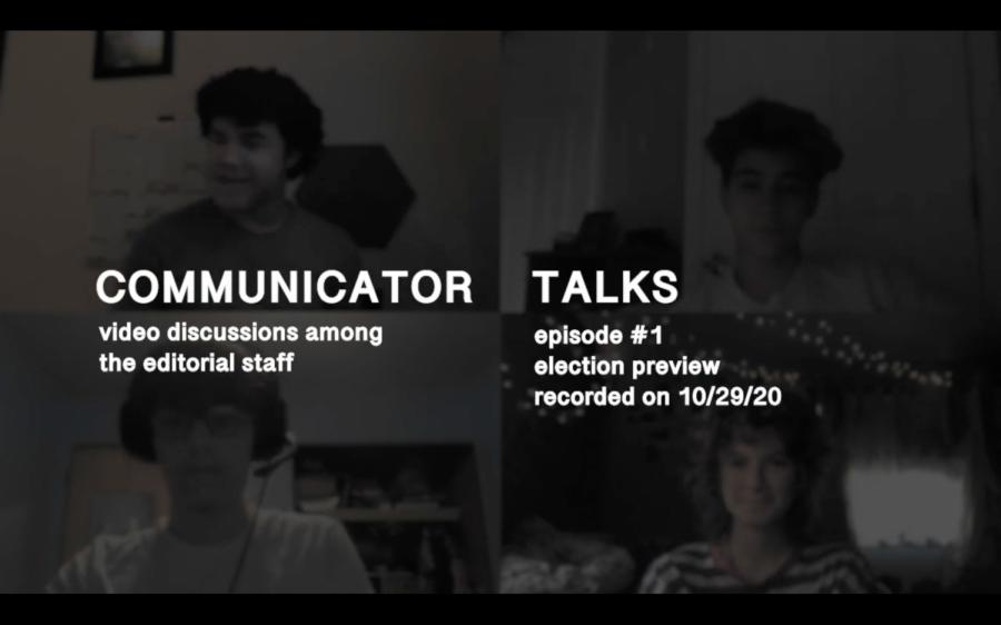 Communicator Talks: Election Day 2020