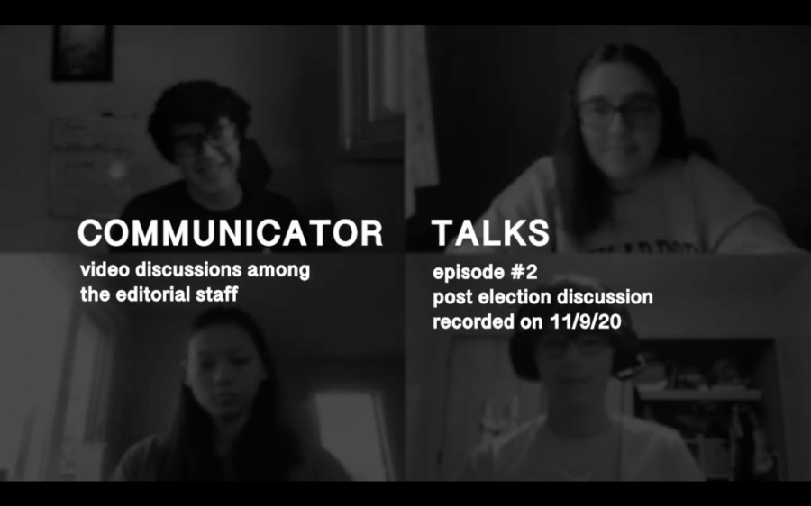 Communicator Talks: Post-Election