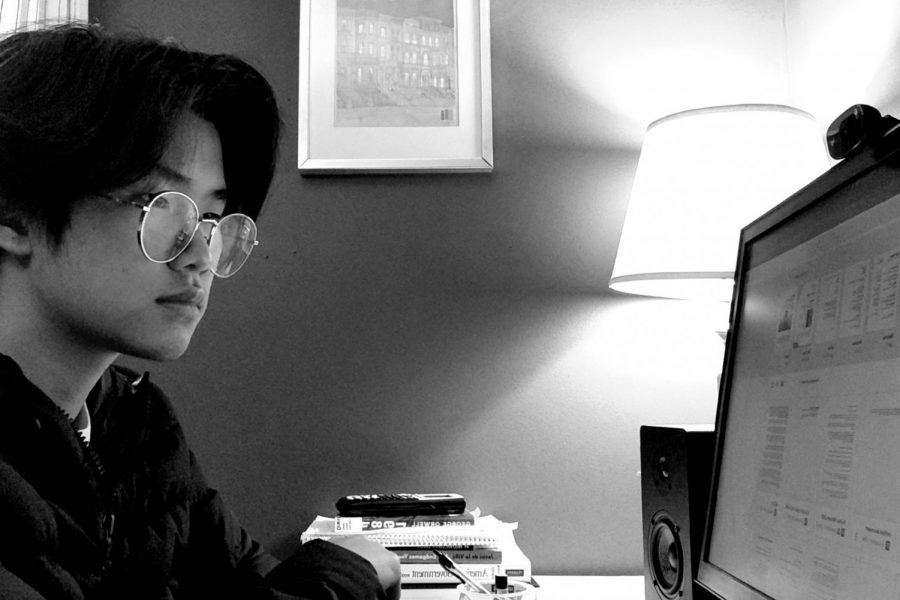 Unselfie: Ryan Chung