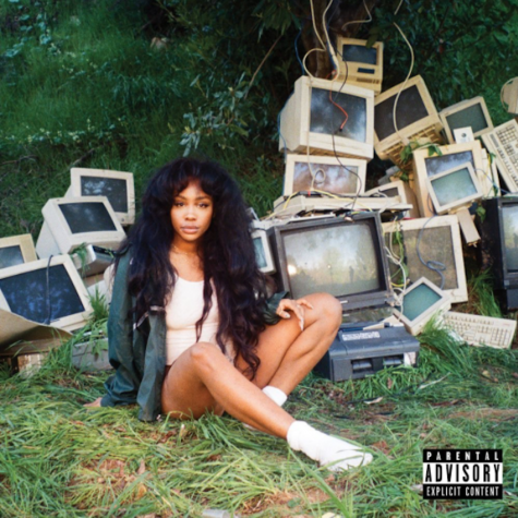 "The 2017 ""Ctrl"" album cover. Image courtesy of szactrl.com/music"