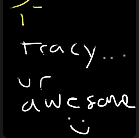 Tracy u r awesome