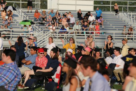 Graduation 2021 Delivers Diplomas and Dancing
