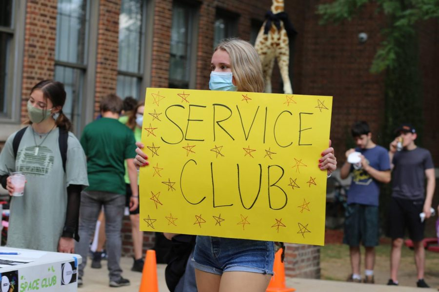 CHS Club Fair Brings New Groups and Renewed Interest