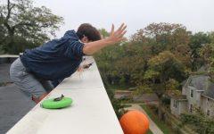 Physics Pumpkin Drop 2021